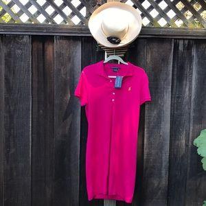 New with tags Ralph Lauren Sport dress size L